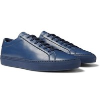 Common Projects Original Achilles Leather Sneakers Navy