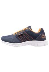 Kappa Stay Neutral Running Shoes Navy Orange Dark Blue