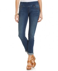 Style And Co. Pull On Ella Ankle Jeggings