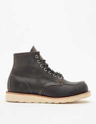 Red Wing Shoes 8890 6 Inch Moc Charcoal
