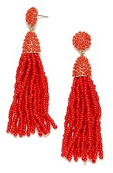 Baublebar Women's 'Pinata' Tassel Earrings Coral
