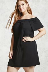 Forever 21 Plus Size Flared Mini Dress