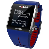Polar V800 Heart Rate Monitor With Gps Blue