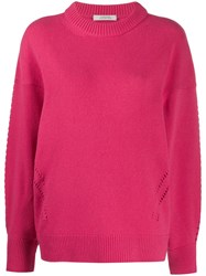 Dorothee Schumacher Punch Hole Detail Jumper 60