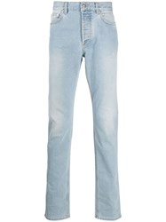 Givenchy Straight Leg Faded Jeans 60