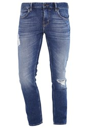 Boss Orange Traveler Slim Fit Jeans Blue
