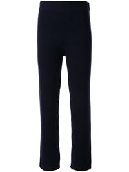Christopher Esber High Rise Knitted Trousers 60