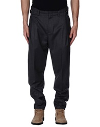 Christian Dior Dior Homme Casual Pants Lead