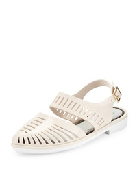 Melissa Shoes Melissa Jason Wu Magda Jelly Sandal White