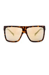 Quay Barnun Sunglasses Brown