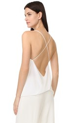 Dion Lee Sleeveless Camisole Ivory