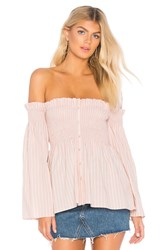 Astr Shelby Top Blush