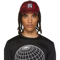 Etudes Studio Red Keith Haring Edition All Over Cloud Cap