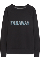 A Toile Isabel Marant East Printed Cotton Jersey Sweatshirt
