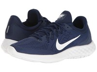 Nike Lunar Skyelux Binary Blue Summit White Men's Running Shoes Navy