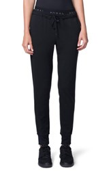 Koral Women's Station French Terry Pants Black