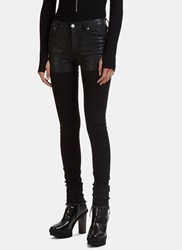 Alyx Zip Back Jeans Black