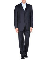 Enrico Coveri Suits And Jackets Suits Men Dark Blue