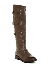 Modern Rebel Koreally Boot Brown