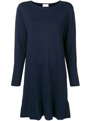 Allude Knitted Dress Blue