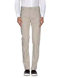 Jacob Cohen Jacob Coh N Trousers Casual Trousers Men Light Grey
