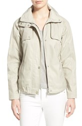 Women's Sam Edelman Mesh Detail Bomber Jacket