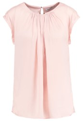 Soaked In Luxury Lilian Blouse Silver Pink Rose