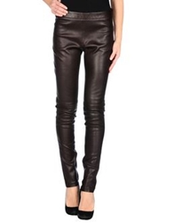 Andrew Gn Casual Pants Cocoa