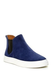 14Th And Union Joy High Top Pull On Sneaker Blue