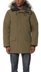 Canada Goose Langford Parka Military Green