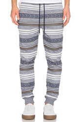 Staple Breakneck Sweatpant Blue