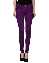 Balenciaga Denim Pants Mauve