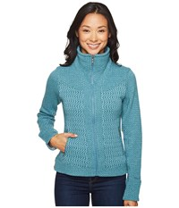 Marmot Gwen Sweater Moon River Women's Sweater Purple
