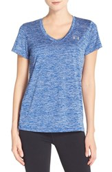 Women's Under Armour 'Twisted Tech' Tee Cobalt