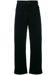 Neighborhood Mackelmore Wide Leg Trousers Black