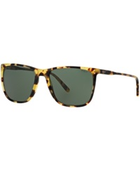 Polo Ralph Lauren Sunglasses Polo Ralph Lauren Ph4102 55 Tortoise Blonde Green