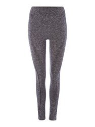 Label Lab Seamfree Contour Leggings Grey