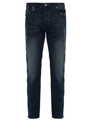Neuw Lou Slim Fit Stretch Denim Jeans Dark Blue