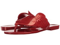 Vivienne Westwood Anglomania Melissa Harmonic Red Women's Sandals