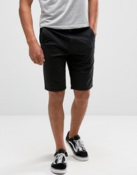 Element Chino Shorts Black