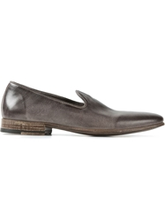 N.D.C. Made By Hand Classic Loafers Grey