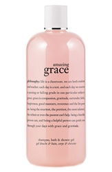Philosophy 'Amazing Grace' Shampoo Bath And Shower Gel