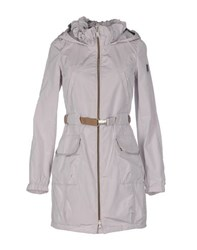 Geospirit Coats And Jackets Jackets Women Light Grey