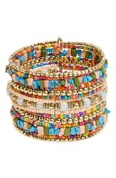 Panacea Women's Beaded Cuff