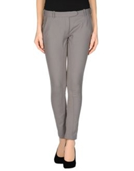 Qcqc Casual Pants Dove Grey