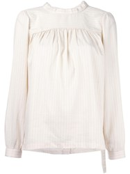 Humanoid 'Phyl' Blouse White