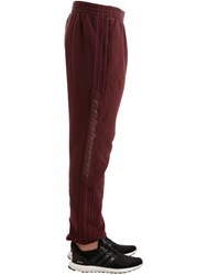 Yeezy Calabasas Cotton Sweatpants Bordeaux