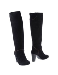 Fratelli Rossetti High Heeled Boots Black