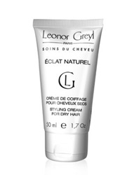 Leonor Greyl Eclat Naturel Styling Cream For Dry Hair 1.7 Oz. No Color