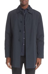 John Varvatos Men's Star Usa Trim Fit Cotton Blend Jacket